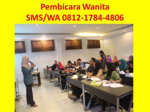 Pembicara seminar kewirausahaan di Surabaya
