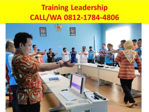 Jasa Konsultan Training Leadership