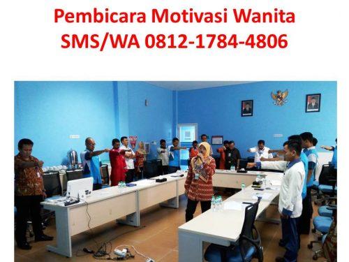 Pembicara Motivasi Wanita di Surabaya