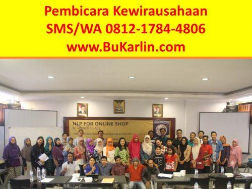 SMS 0812-1784-4806 pembicara marketing online shop di Surabaya