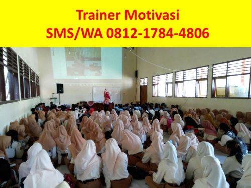 Trainer Motivasi Pelajar Surabaya