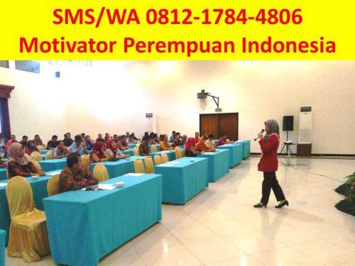 Motivator Indonesia Perempuan
